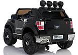 Электромобиль детский Ford LONG, черный, фото 6