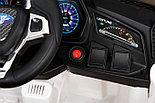 Электромобиль детский Ford LONG, черный, фото 10