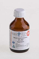Анестезиновое масло 10% 30гр