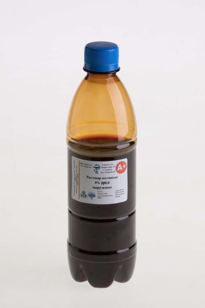 Ихтиол 5% 200мл