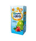 """Сок """"Фруто Няня"""" из яблок и шиповника осветленный  для питания детей раннего возраста с 5 мес 200 мл"""