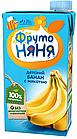 """Нектар """"Фруто Няня"""" банановый с мякотью  для детского питания 500 мл"""