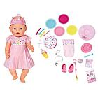 Игрушка BABY born Zapf Creation Кукла Интерактивная  Нарядная с тортом Бэби Борн 825-129