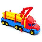 Игрушечная машинка Супер Трак (Super Truck) строительный
