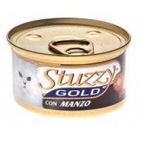 Stuzzy Gold консервы для кошек (мусс из говядины) 85 гр.