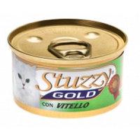 Stuzzy Gold консервы для кошек (мусс из телятины) 85 гр.