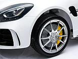 Двухместный электромобиль Mercedes benz GTR (официальная лицензия), фото 8