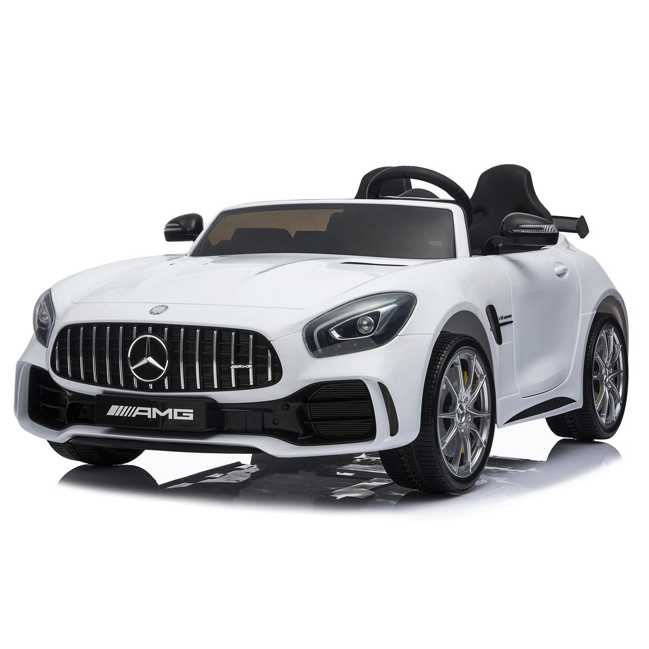 Двухместный электромобиль Mercedes benz GTR (официальная лицензия)