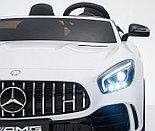 Двухместный электромобиль Mercedes benz GTR (официальная лицензия), фото 4