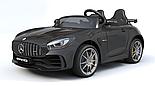 Двухместный электромобиль Mercedes benz GTR (официальная лицензия), фото 2