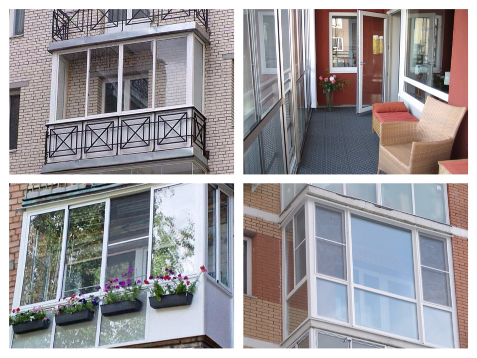 Остекление Балкона в Алматы