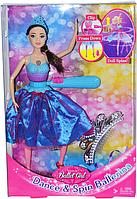 007 Барби Балерина светится и танцует 36*24см