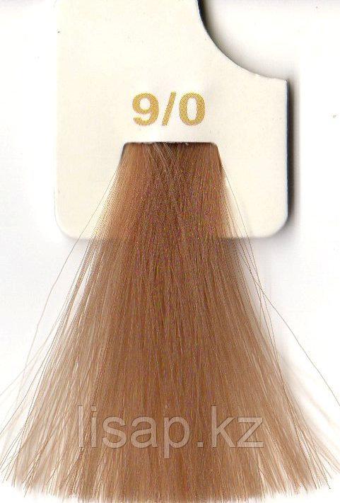 Краска для волос LK  LISAP ОЧЕНЬ СВЕТЛЫЙ БЛОНДИН НАТУРАЛЬНЫЙ