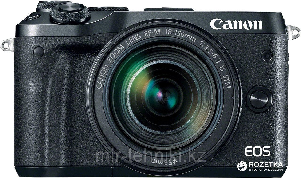 Фотоаппарат Canon EOS M100 Kit EF-M 18-150MM F3.5-5.6 2 года гарантии