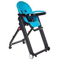 Детский стульчик для кормления Pituso Ivolia Морская волна, фото 1