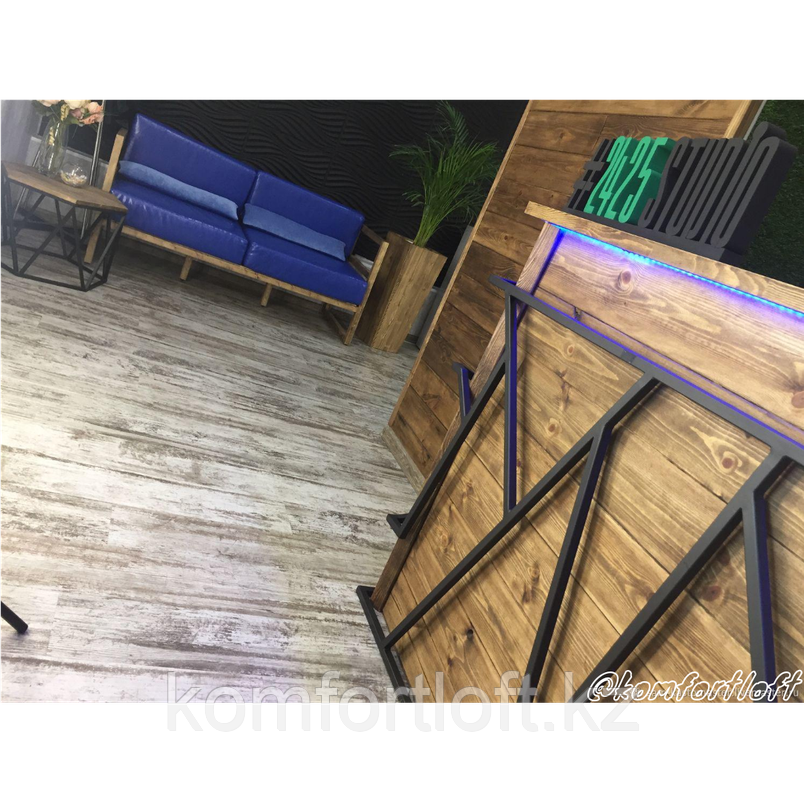Ресепшн в стиле Loft, фото 2