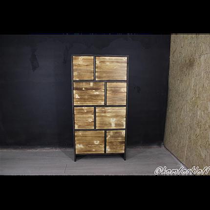Тумба LOFT с ящиками, фото 2