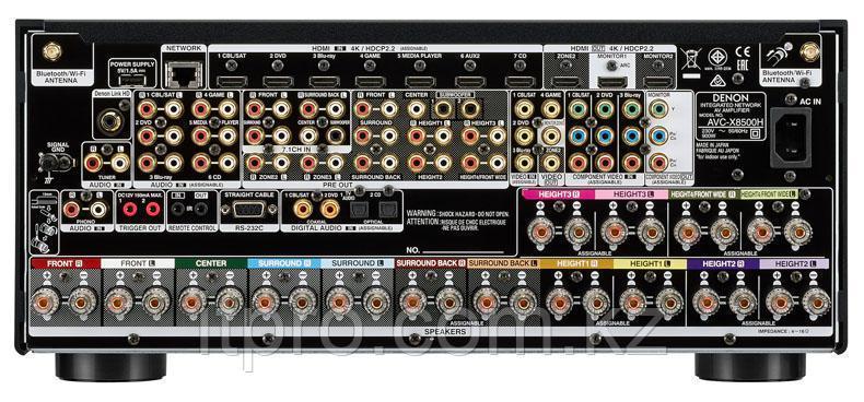 AV ресивер Denon AVC-X8500H