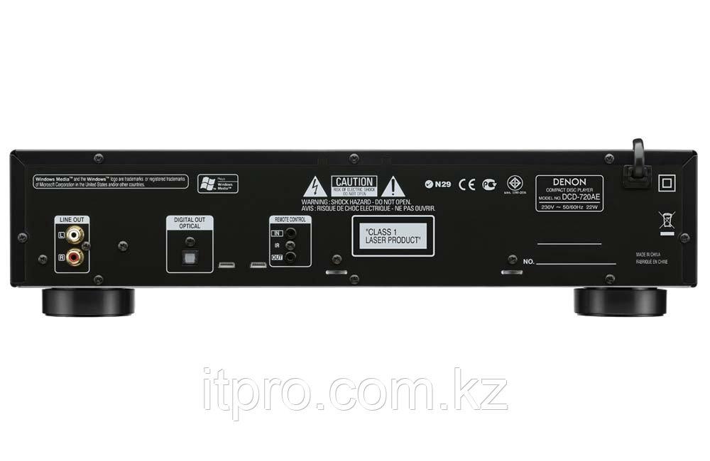 CD проигрыватель Denon DCD-720AE BL
