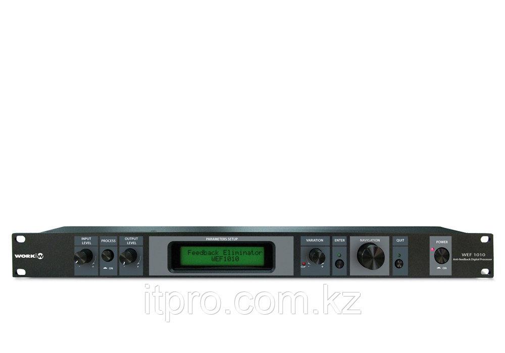 Подавитель обратной акустической связи Work WEF-1010