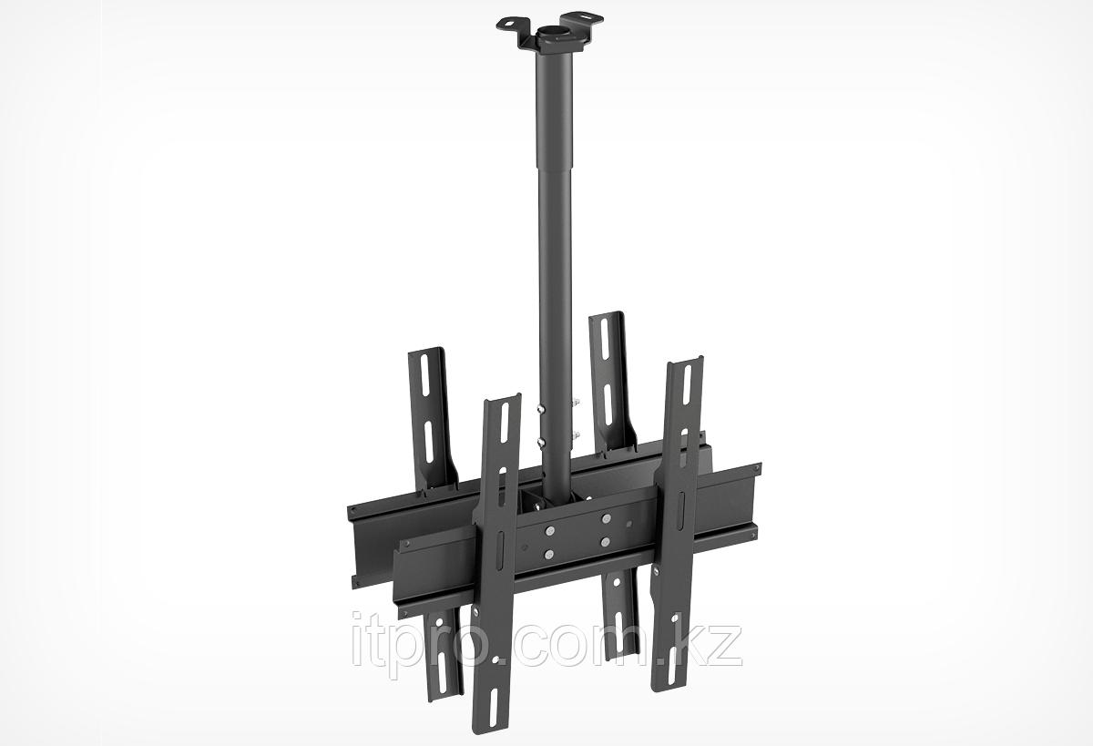 Кронштейн потолочный Holder PR-102-B 2xTB