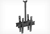 Кронштейн потолочный Holder PR-102-B 2xTB, фото 1