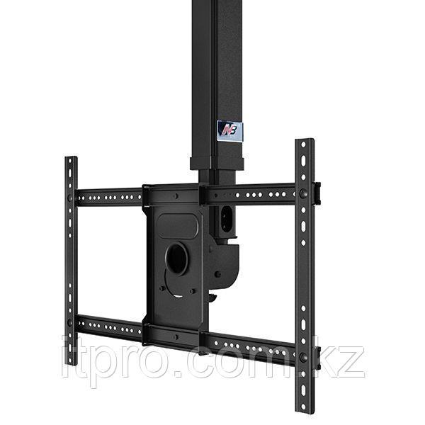 Кронштейн потолочный NB T7030 Black, 165-300см, до 56кг