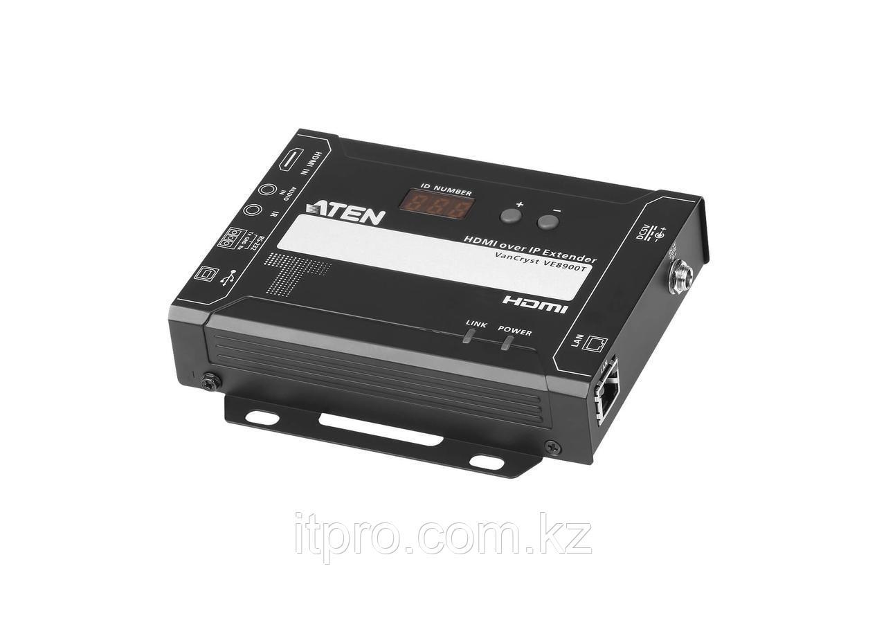 Передатчик ATEN VE8900T-AT-G, AV over IP, 1080p