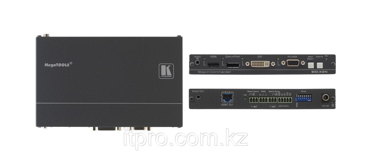 Передатчик Kramer SID-X2N, HDMI/DVI/DP/ VGA по HDBT