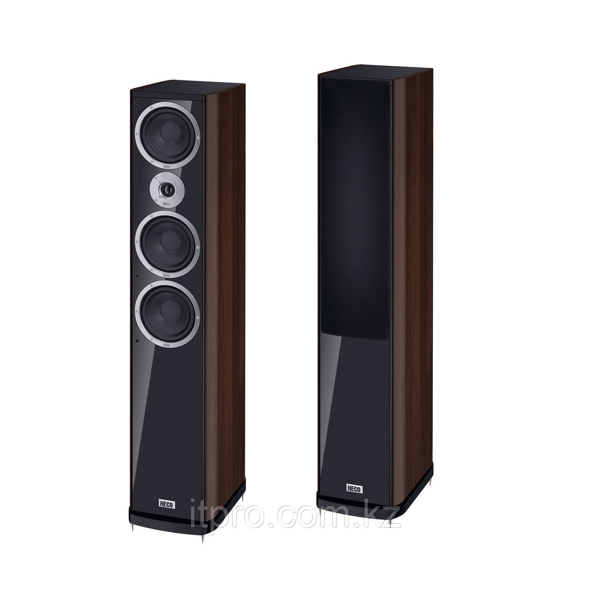 Напольная акустическая система HECO Music Style 900 black\espresso