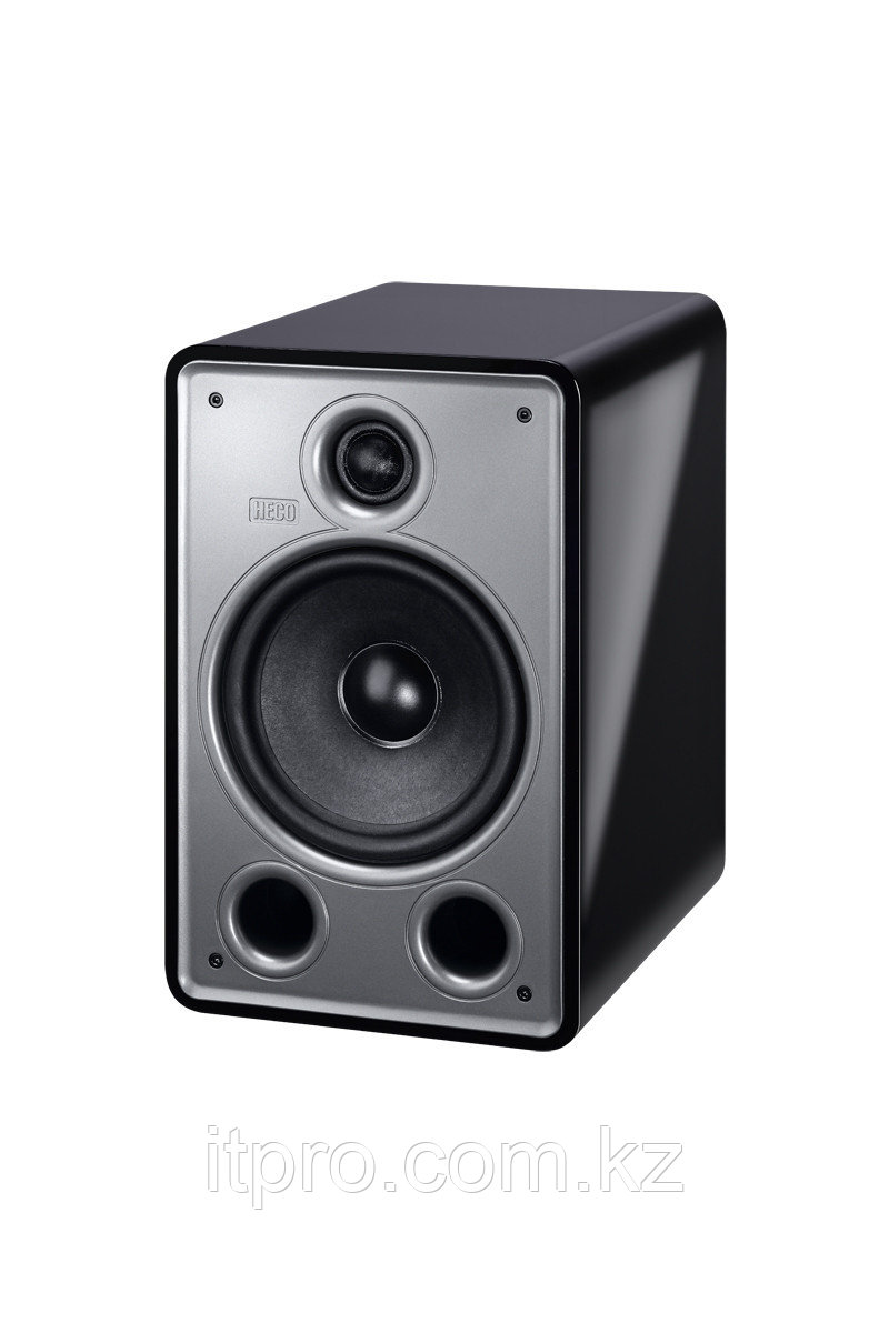 Полочный громкоговоритель HECO Music Colors 170, high gloss black