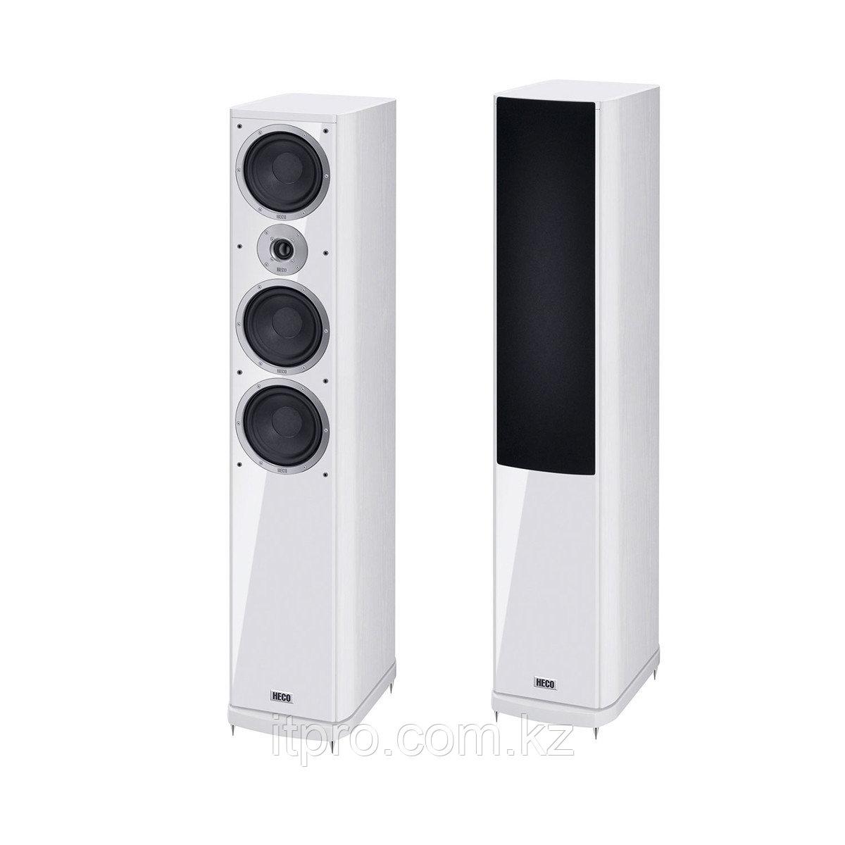 Напольная акустическая система HECO Music Style 900 white