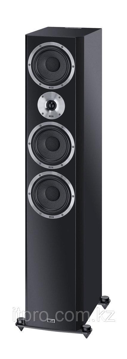 Напольная акустическая система HECO Elementa 700 Black satin