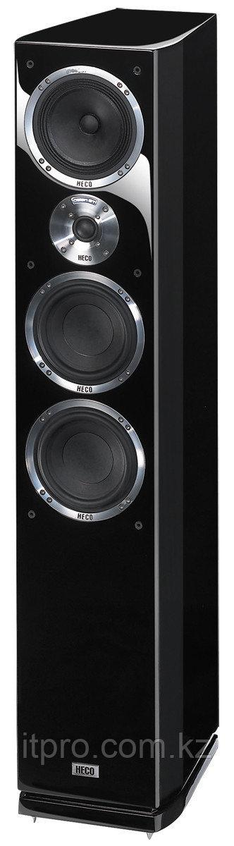 Напольная акустическая система HECO Celan GT 702, piano black