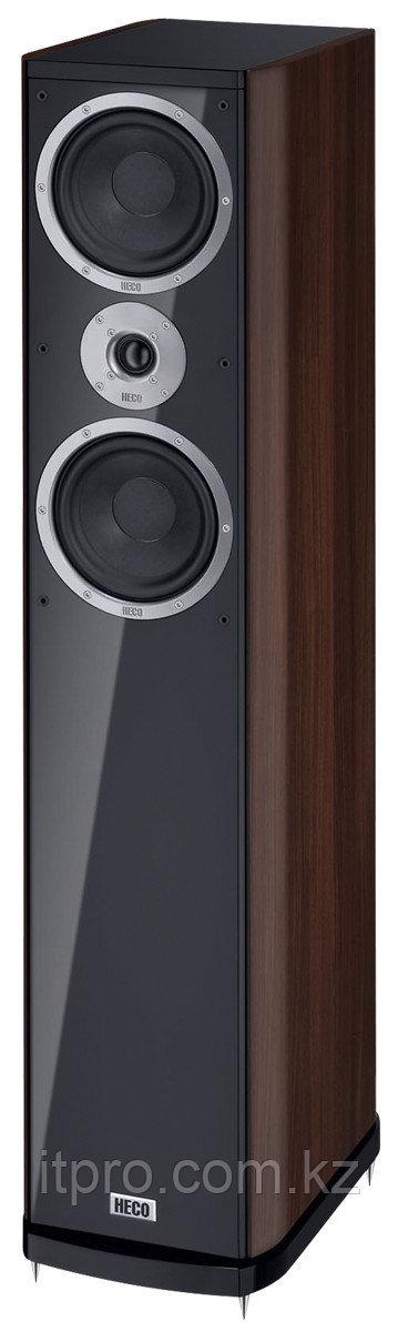 Напольная акустическая система HECO Music Style 500 black\espresso