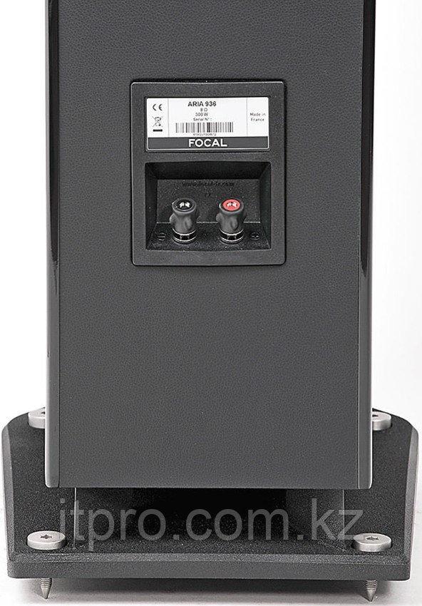 Напольная акустическая система Focal-JMLab Aria 936 Black High Gloss