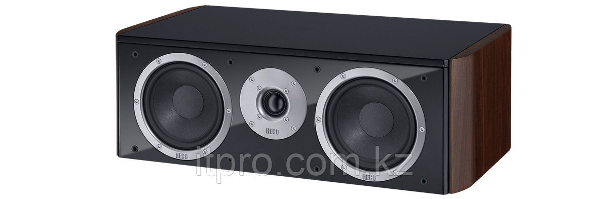 Акустика центрального канала HECO Music Style Center 2 black\espresso
