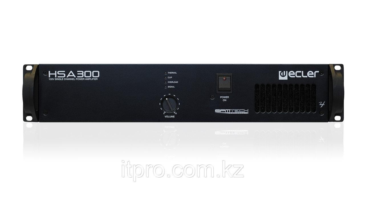 Трансляционный усилитель Ecler HSA 300