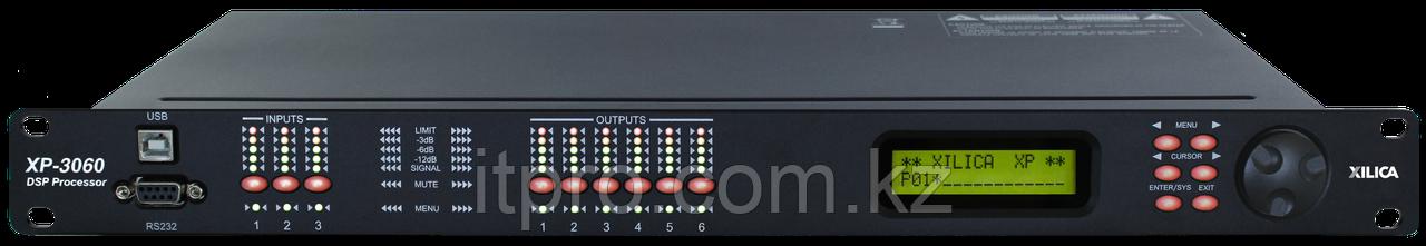 DSP-аудиопроцессор  Xilica XP-3060M