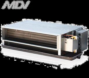 Канальные двухрядные фанкойлы MDV: MDKT2-300 G30 (2.7 кВт / 30 Pa), фото 2