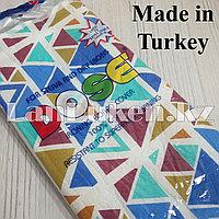 Чехол для гладильной доски DOSE 140х50 см треугольники