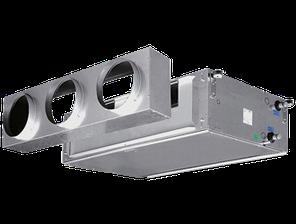 Канальные двухрядные фанкойлы MDV: MDKT2-400 G30 (3.6 кВт / 30Pa), фото 2