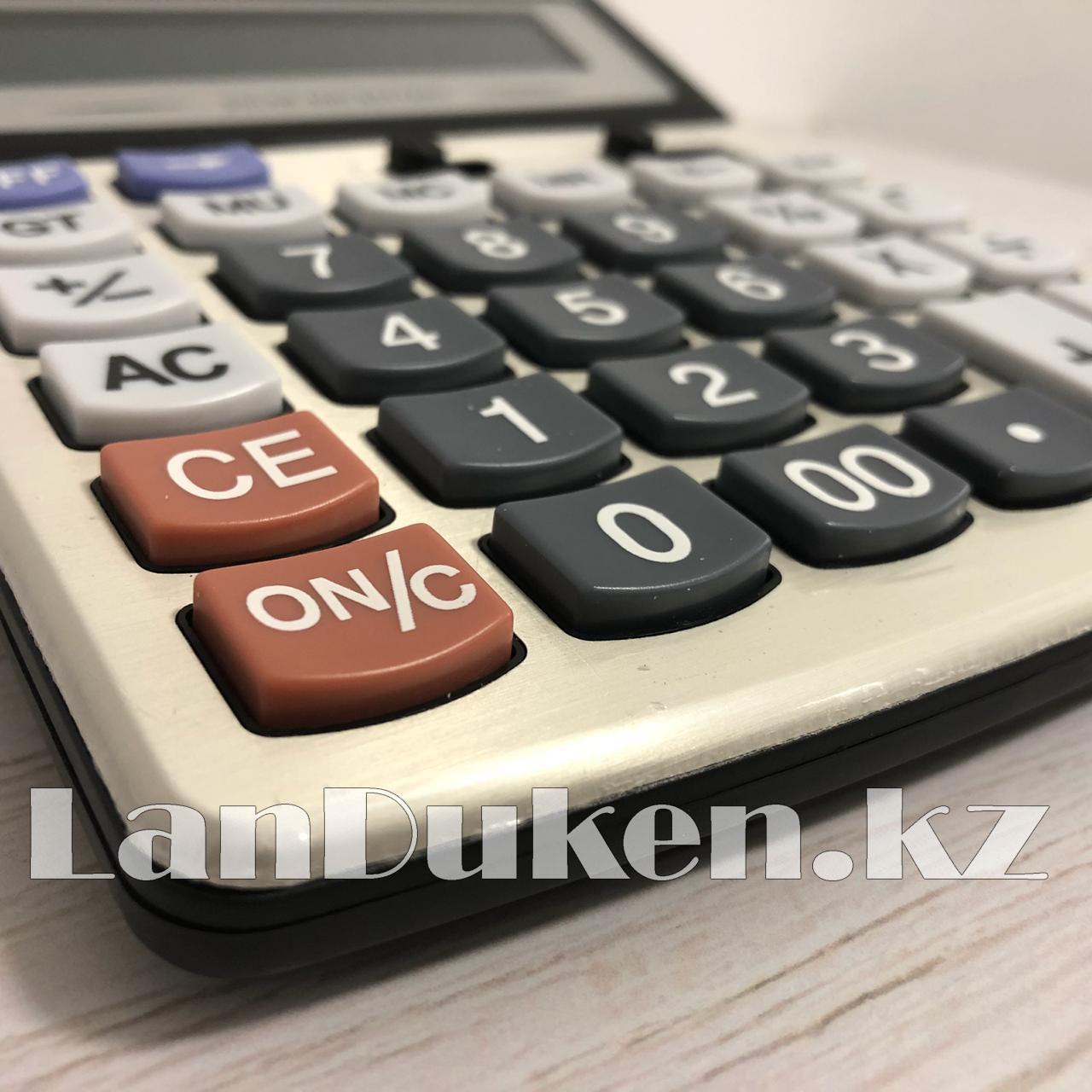 Калькулятор настольный 12-разрядный Cayina CA-6600H - фото 2