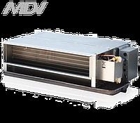 Канальные двухрядные фанкойлы MDV: MDKT2-600 G30 (5.5 кВт / 30 Pa)