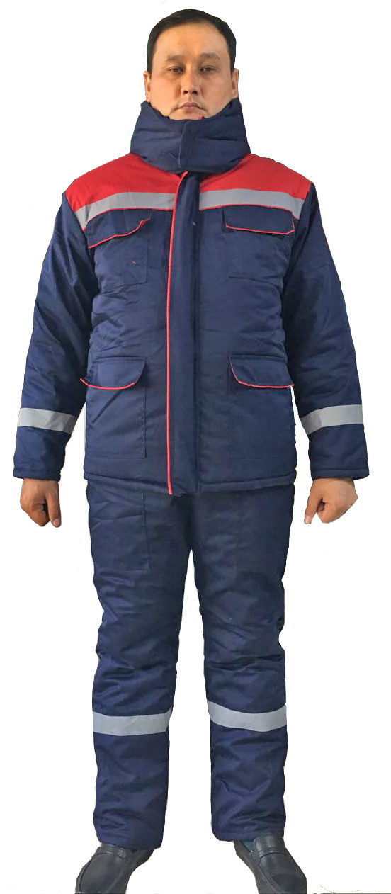 Костюм ГРАНД утепленный куртка брюки