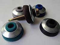 Термошайбы для поликарбоната Шайбы резиновые, фото 1