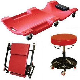 Сиденья и лежак ремонтный