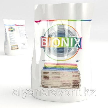"""Стиральный порошок """"BIONIX"""" колор-автомат, 3 кг., фото 2"""