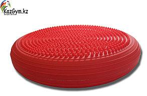 Балансировочная подушка, красная