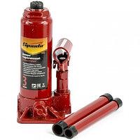 Домкрат гидравлический бутылочный 3т, h подъема 180-320 мм SPARTA Compact